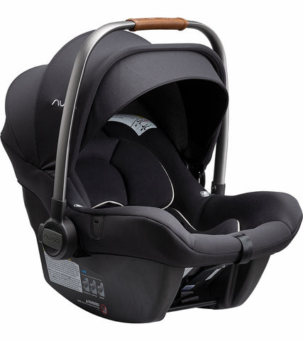 Nuna Pipa Lite R Infant Car Seat - Caviar