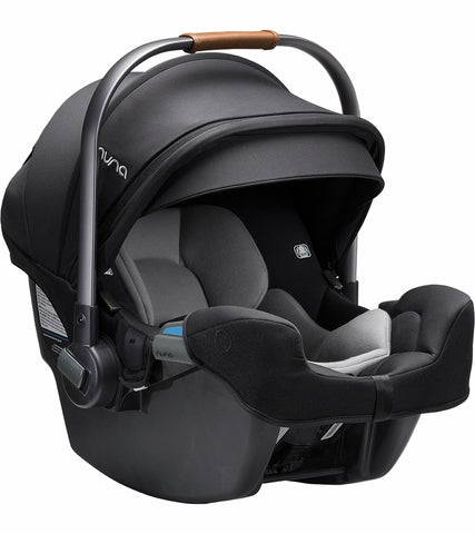 Nuna Pipa RX Infant Car Seat - Caviar