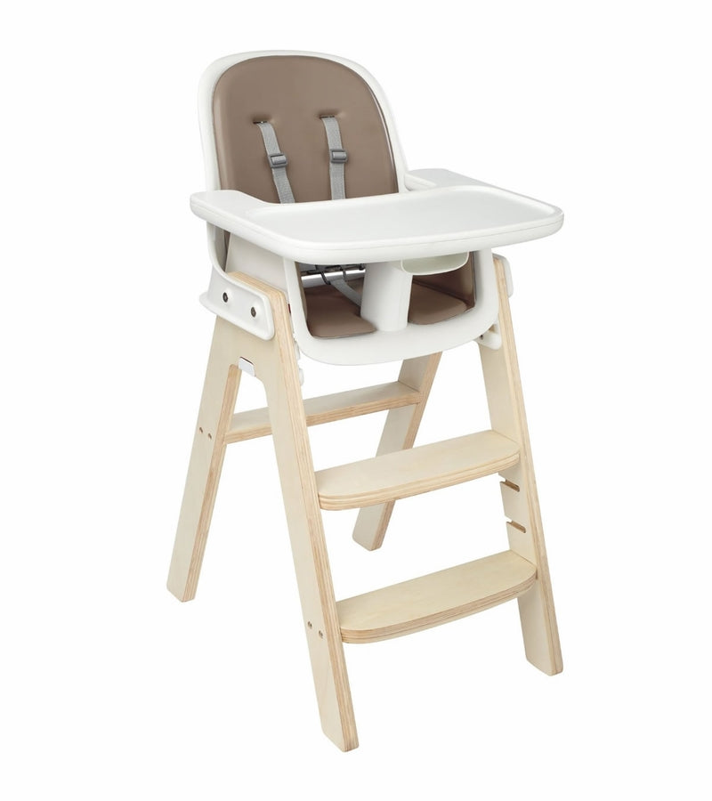 Incredible Oxo Tot Sprout High Chair W Extra Tray Taupe Birch Alphanode Cool Chair Designs And Ideas Alphanodeonline