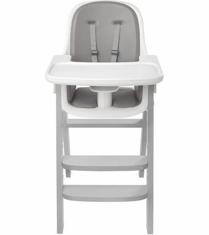 OXO Tot Sprout High Chair w/Extra Tray - Gray/Gray