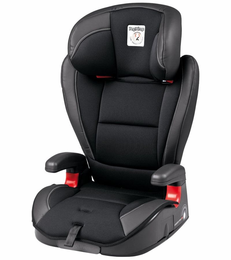 Peg Perego Viaggio HBB 120 Booster Car Seat-Licorice