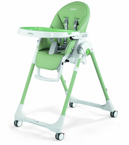 Peg Perego Prima Pappa Zero 3 High Chair - Mint