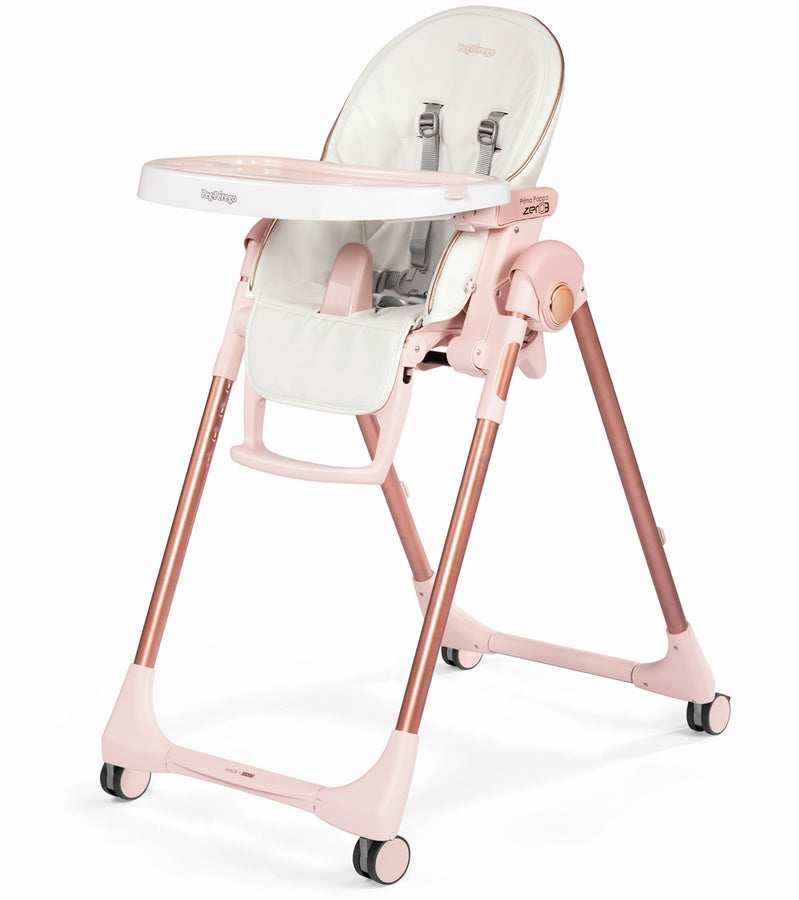 Peg Perego Prima Pappa Zero 3 High Chair - Mon Amour