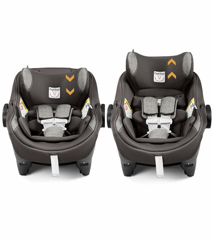 Peg Perego Primo Viaggio 4-35 Nido Infant Car Seat - Licorice