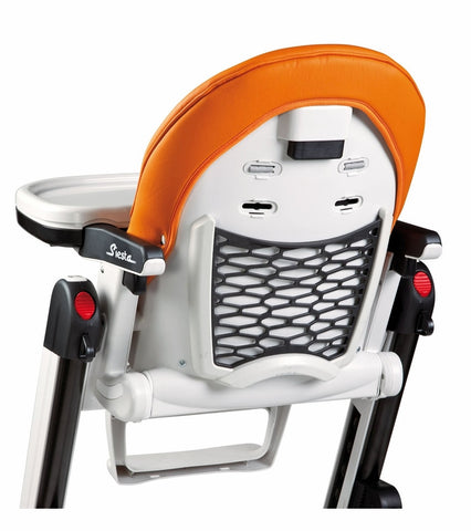 Peg Perego Siesta Highchair-Arancia