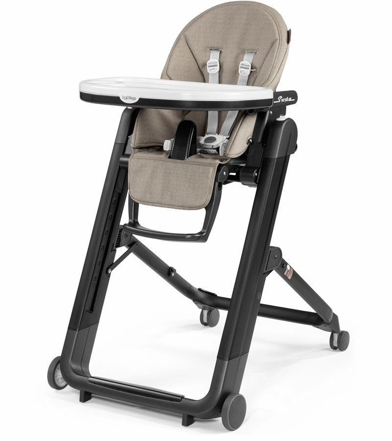 Peg Perego Siesta High Chair - Ambiance Grey