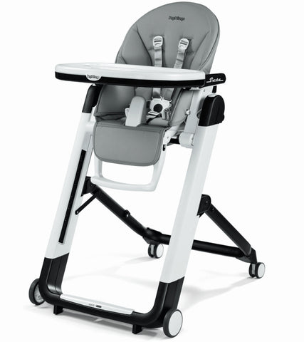 Peg Perego Siesta Highchair-Ice