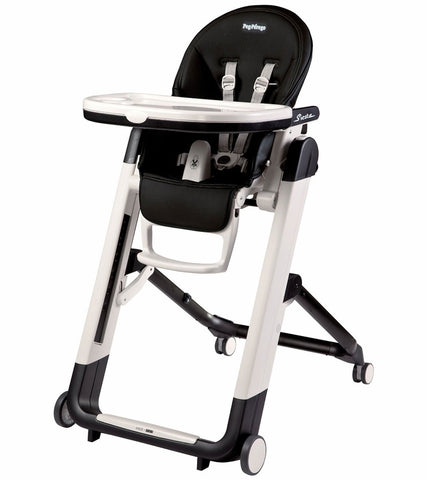 Peg Perego Siesta Highchair-Licorice