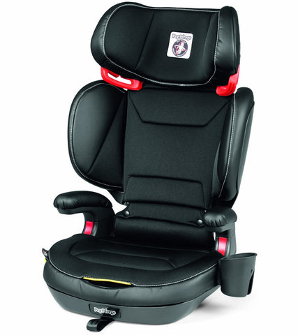 Peg Perego Viaggio Shuttle Plus 120 Booster Car Seat - Licorice