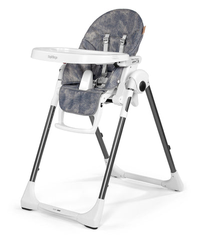 Peg Perego Prima Pappa Zero 3 High Chair - Denim