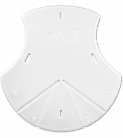 Puj Baby Soft Cradle In A Sink Infant Bath Tub - White