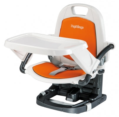 Peg Perego Rialto Booster Seat - Arancia Orange
