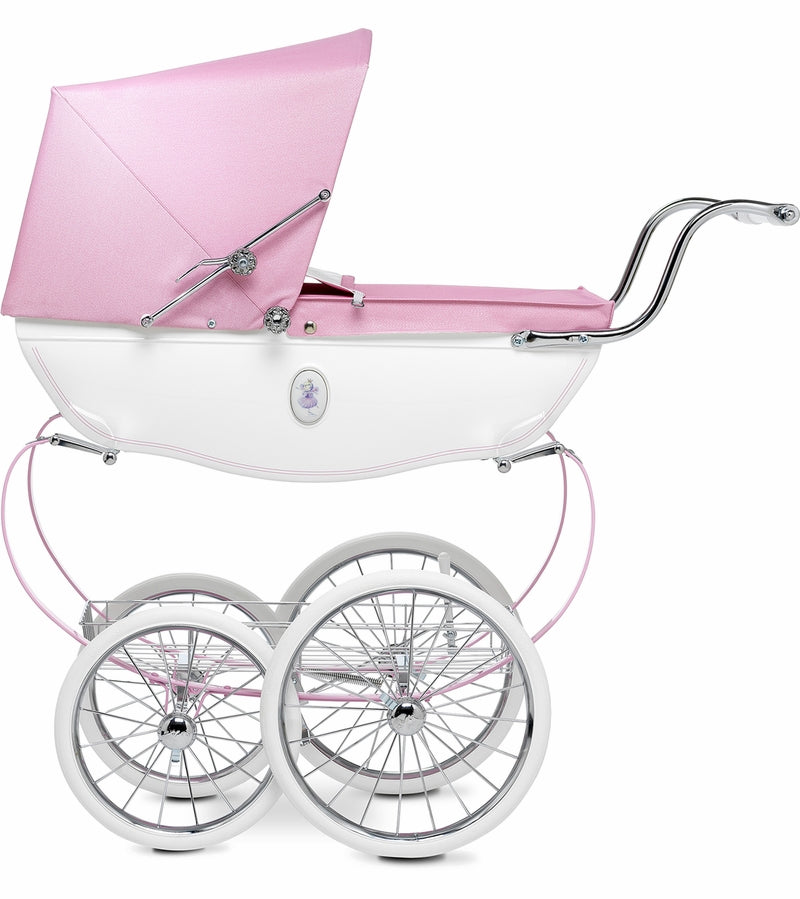 Silver Cross Doll Stroller - Pink Princess