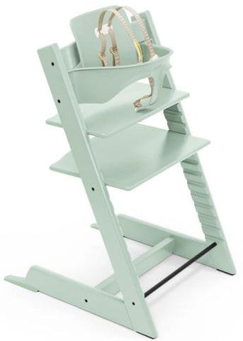 Stokke Tripp Trapp High Chair & Baby Set - Soft Mint