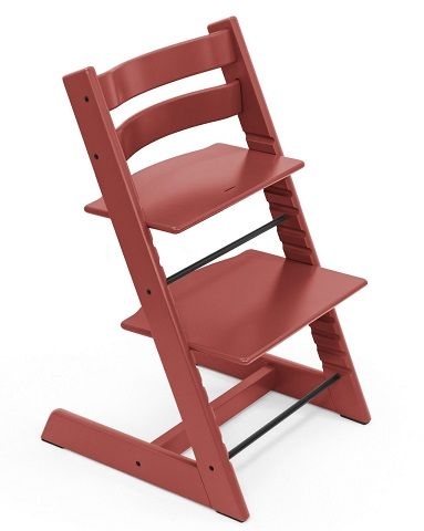 Stokke Tripp Trapp High Chair-Warm Red