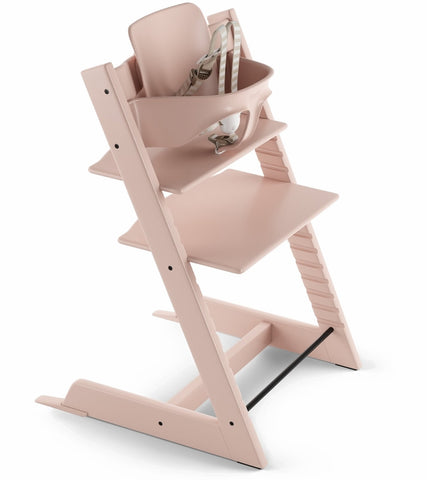 Stokke Tripp Trapp High Chair & Baby Set - Serene Pink