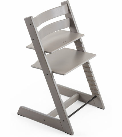 Stokke Tripp Trapp Oak High Chair - Oak Greywash