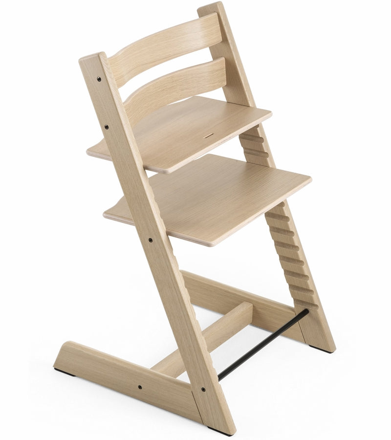 Stokke Tripp Trapp Oak High Chair - Oak Natural