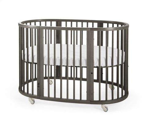 Stokke Sleepi Crib-Hazy Grey