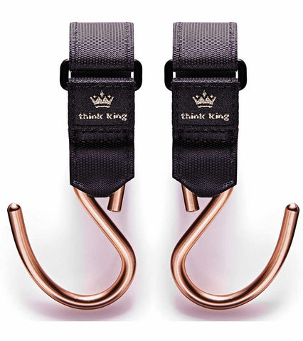 Think King Mighty Buggy Hook - Gold