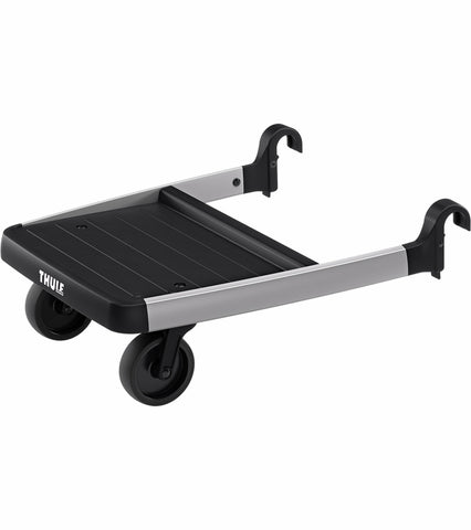 Thule Spring / Sleek Glider Board - Black/Silver