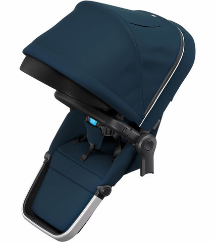 Thule Sleek Sibling Seat - Navy Blue