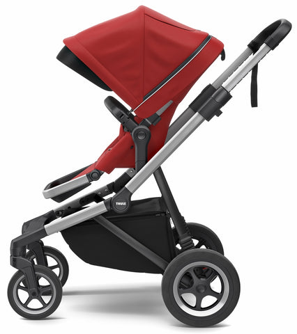 Thule Sleek Stroller - Energy Red