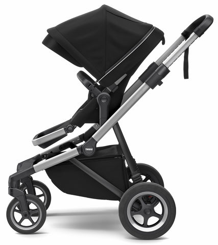Thule Sleek Stroller - Midnight Black