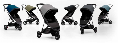Thule Spring Stroller - Shadow Grey