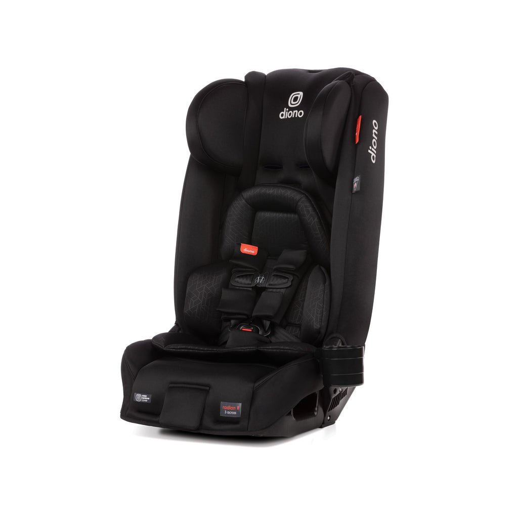 Diono 2020 Radian 3RXT All-in-One Convertible Car Seat - Black Jet