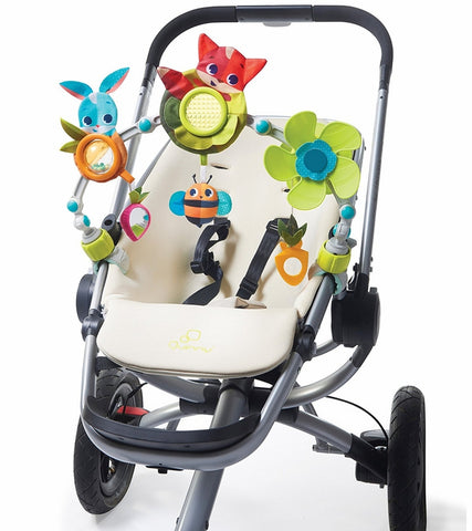 Tiny Love Sunny Stroll Stroller Arch Toy - Meadow Days