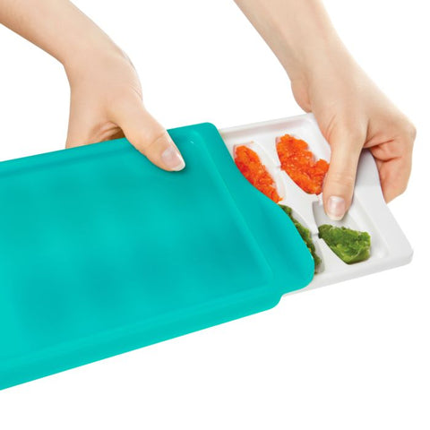 OXO Tot Baby Food Freezer Tray 2-Pack - Teal