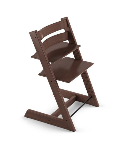 Stokke Tripp Trapp High Chair-Walnut