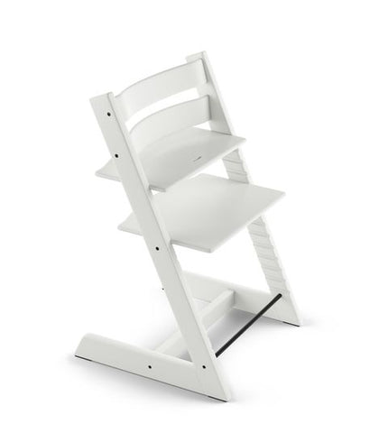 Stokke Tripp Trapp High Chair-White