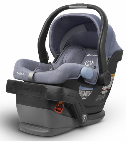 UPPAbaby 2019 MESA Infant Car Seat - Henry (Blue Marl)