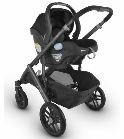 UPPAbaby 2019 MESA Infant Car Seat-Jake (Black)