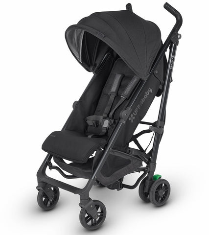 UPPAbaby 2019 G-Luxe Stroller - Jake (Black/Carbon)