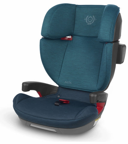 UPPAbaby 2019 ALTA Booster Car Seat - Lucca (Teal Mélange)