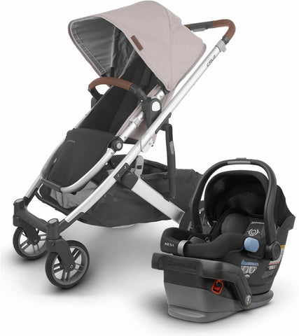 UPPAbaby 2020 Cruz + Mesa Travel System - Alice/Jake