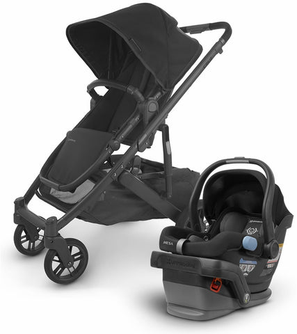 UPPAbaby 2020 Cruz + Mesa Travel System - Jake/Jake