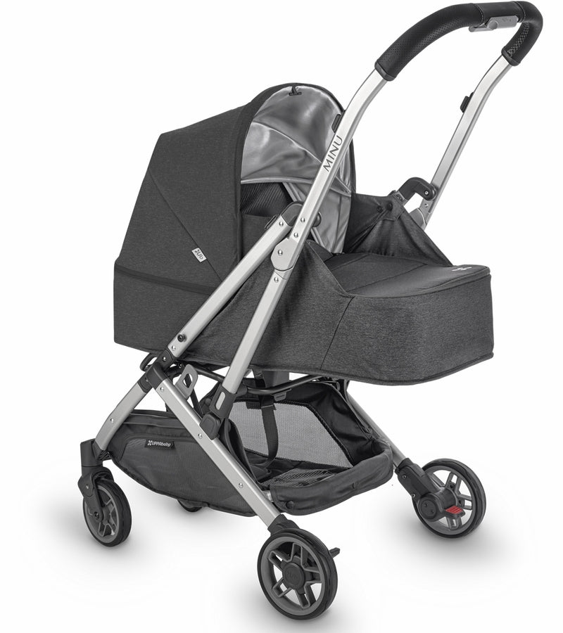 UPPAbaby MINU From Birth Kit - Jordan (Charcoal Melange)
