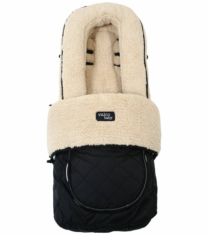 Valco Deluxe Footmuff - Fluffy Fleece