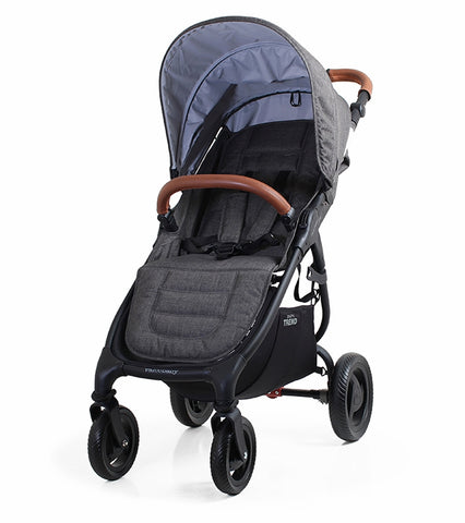 Valco Snap 4 Trend Stroller - Charcoal