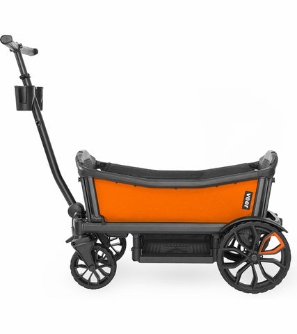 Veer Cruiser Stroller / Wagon - Sienna Orange