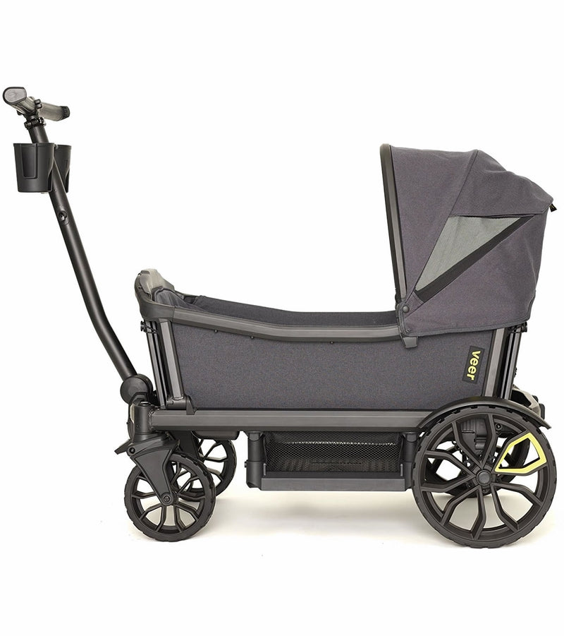 Veer Cruiser Stroller / Wagon with Retractable Canopy