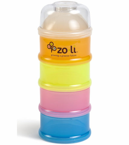 ZoLi Baby On The Go Travel Formula & Snack Dispenser