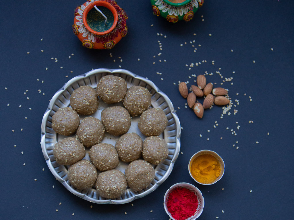 Diwali. Celebrate with The Laddu House