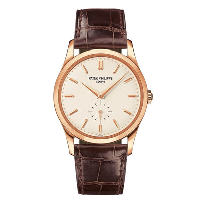 Calatrava Small Seconds 5196R-001