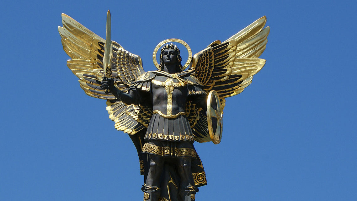 St Michael Prayer