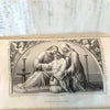 Antique Illustrated French Missal for Winter, 1866